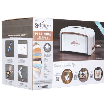 Spellbinders Platinum Die Cutting & Embossing Machine